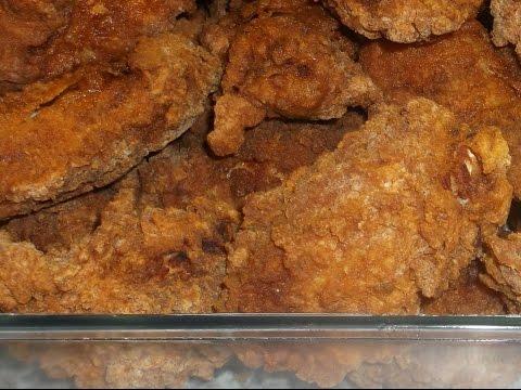 AHV - S1 - fried chickenwings - #V28
