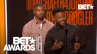 Download #WAKANDAFOREVER - 'Black Panther' Takes the Crown for Best Movie | BET Awards 2018 Video