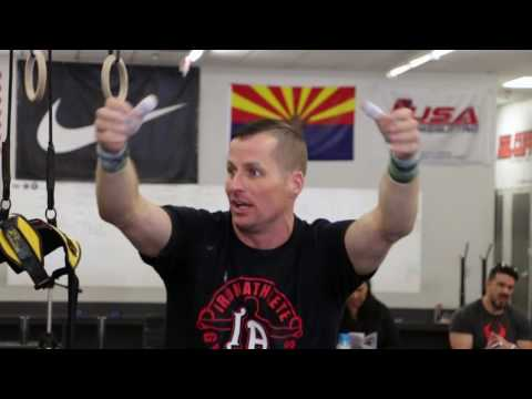 Iron Athlete Muscle-up Clinic
