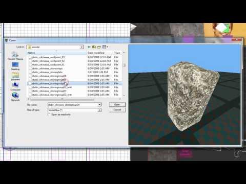 Cod5 Radiant Tutorial | Advanced Doors
