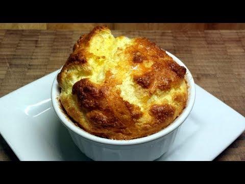 Classic Cheese Soufflé Recipe
