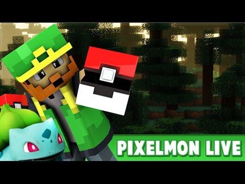 Minecraft Pixelmon Mod Live - What is the Best Starter Pokemon ?