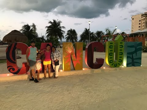 Cancún y HolBox