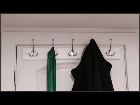 Coat Rack Installation