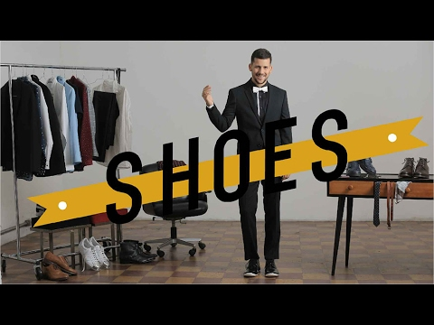MENSWEAR - How to choose SHOES