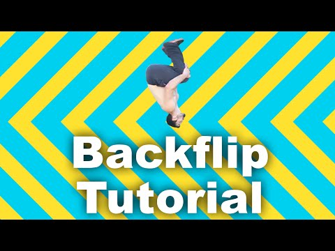 How To Parkour: Backflip Tutorial