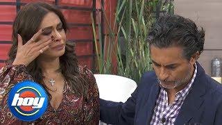 Con lágrimas en los ojos, Galilea Montijo y Andrea Legarreta anuncian la muerte de Edith González |