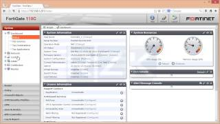 VPN Site to Site on Fortigate Firewall - Part 15 - The Most Popular