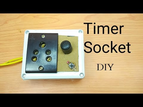 How to make timer switch for