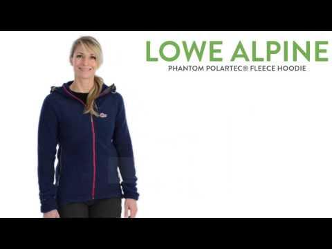 Lowe Alpine Phantom Polartec® Fleece Hoodie (For Women)