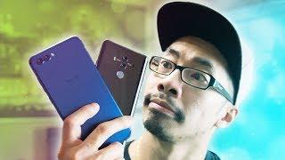Honor View10 vs Huawei Mate 10 Pro