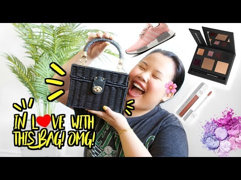 MY CURRENT BEAUTY + FASHION FAVORITES!