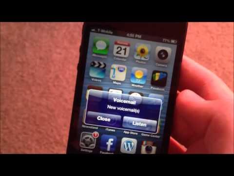 Straight Talk iPhone 5 Comes Factory Unlocked! - Simple unlocking method