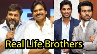 10 South Indian Actors Who Are Real Life Brothers – Family Time!