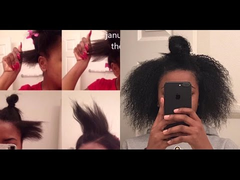 FAST EASY NATURAL HAIR GROWTH TIPS - MONISTAT 7?! & MORE!!