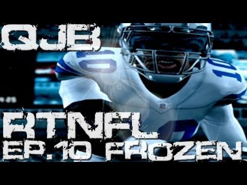 Madden 12: Road to NFL Ep. 10 Frozen ft. Aaron Rodgers (Madden NFL 12) Sports