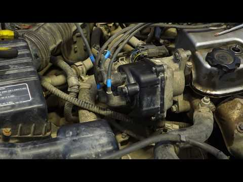 How to replace ignition coil  in Honda Civic. Years 1992 to 2002