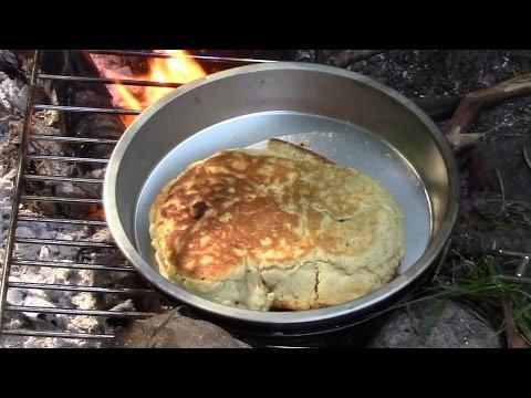Bushcraft Baking: Bannock Bread