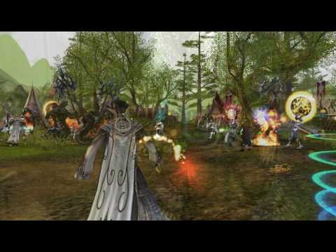 Runes of Magic - Chapter II: The Elven Prophecy Final Trailer HD (ENG)