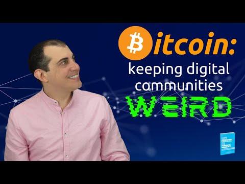Keeping Digital Communities Weird