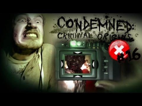 JUMPSCARE CRASCH! - Condemned: Criminal Origins - Lets Play - Part 16
