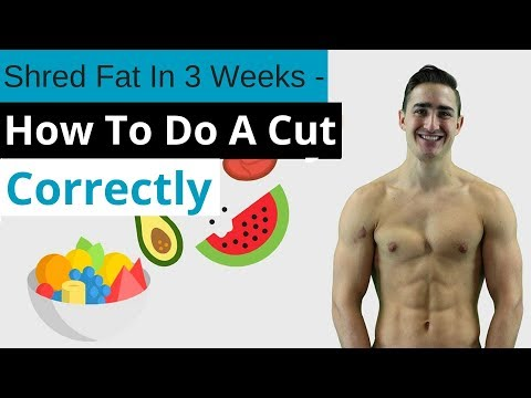 How To Do A Cut Correctly