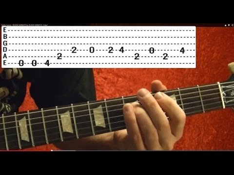 Folsom Prison Blues by JOHNNY CASH - Guitar Lesson