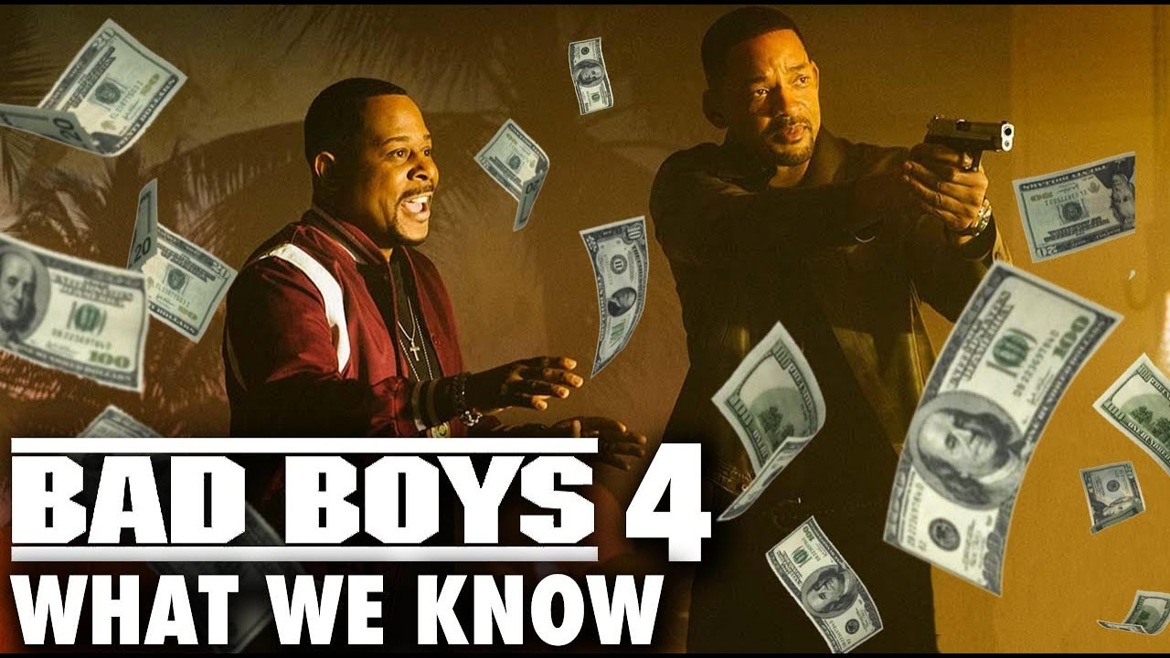 Bad Boys 4: Here's What We Know