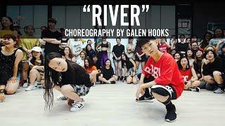 "Bishop Briggs ""River"" Choreography by Galen Hooks"