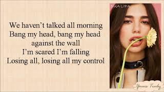 Dua Lipa & BLACKPINK - Kiss and Make Up (Easy Lyrics)