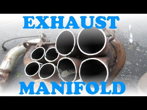 How an Exhaust Manifold Works