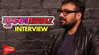 Exclusive Anurag Kashyap Interview for Mukkabaaz by Prateek Sur | SpotboyE