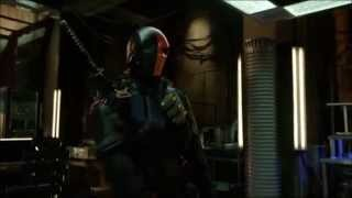 Arrow vs Deathstroke HD