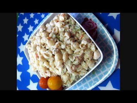 Tuna and Macaroni Dinner Salad!  Noreen's Kitchen