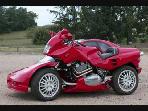 The Snaefell Project A Homemade Sidecar
