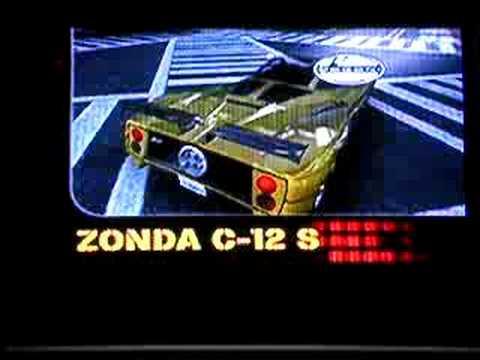 Midnight Club 3 DUB Edition REMIX - Pagani Zonda unlocked
