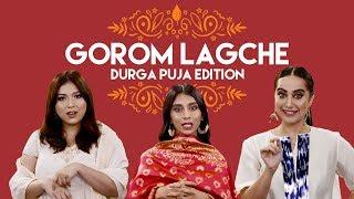 iDIVA| Gorom Lagche Part 9 - Durga Puja Edition Ft. QTrove