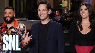 Paul Rudd Is Hosting the Best SNL Season Finale