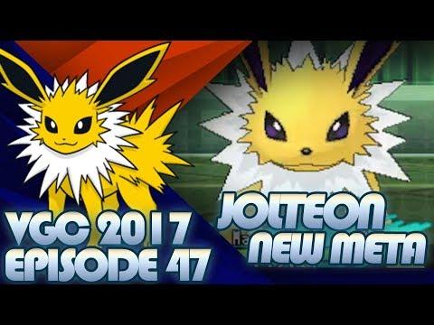 JOLTEON NEW META - VGC 2017 Battle Spot #47 - Pokemon Sun and Moon