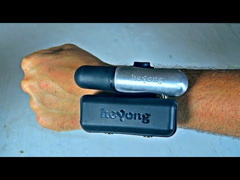 Swimming Safety Bracelet Put to the Test