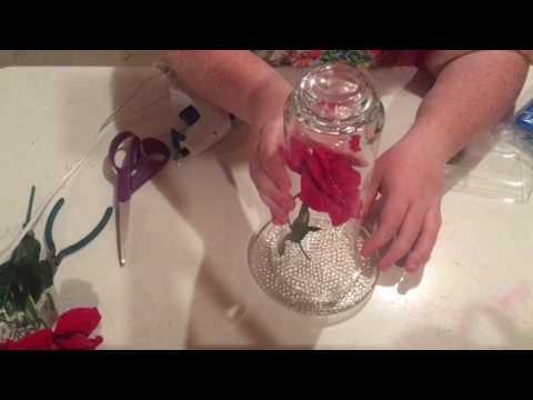 DIY Enchanted Rose | Dollar Tree