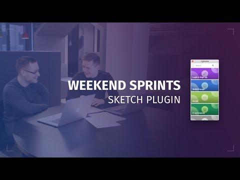 WEEKEND SPRINTS - Creating sketch plugin