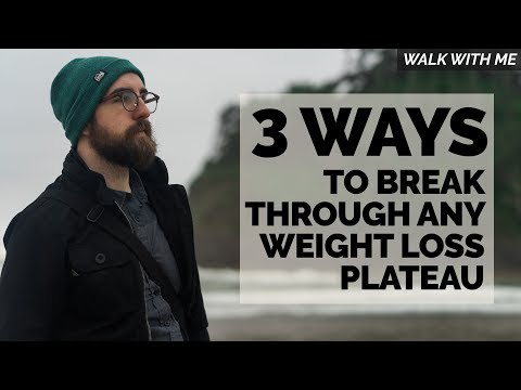 WEIGHT LOSS PLATEAUS (How to Break Them)