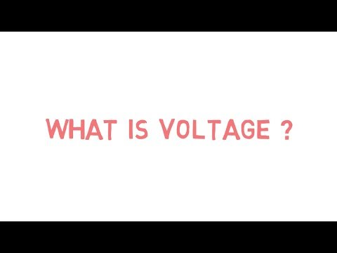 What is Voltage ?  - Basic Electronics #1