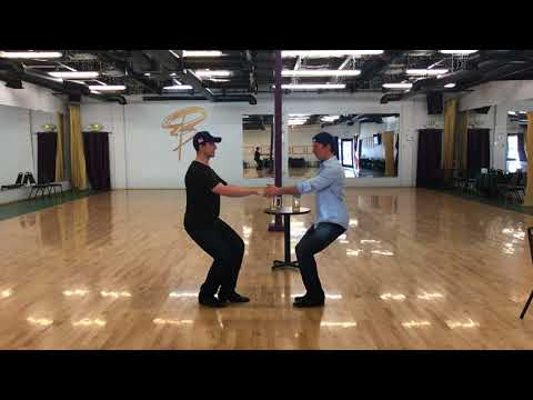 Swing Dance Moves Delayed Rhythm & Pulse pattern | Creating Smooth Connection in Turns and Stretches