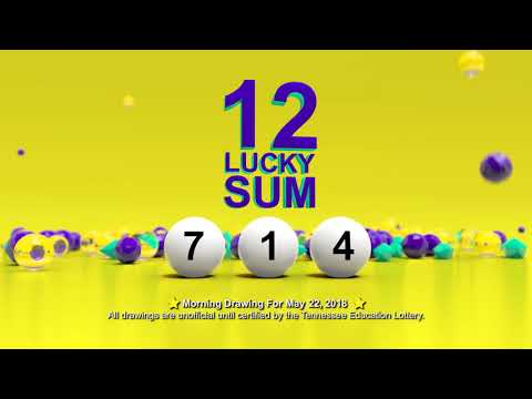 Tennessee Lottery Morning_C3_C4_LS 05/22/2018