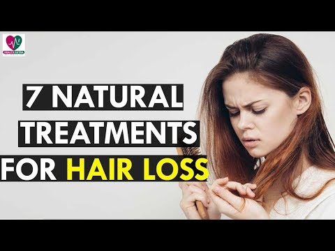 7 Natural Ways To Prevent Hair Loss Due To Hypothyroidism