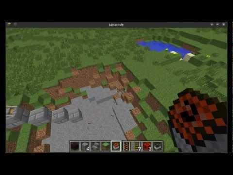 Minecraft 1.5.0 - Bug : Minecarts with TNT destruct rails