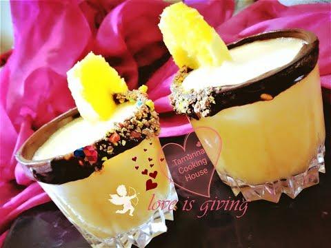 Orange Milkshake/How to Make Fresh Orange Juice/