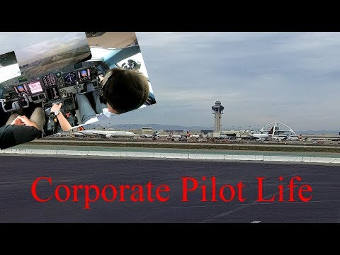 My First Time landing at LAX! - Pilot VLOG 069